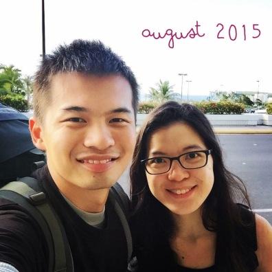 Guam, August 2015