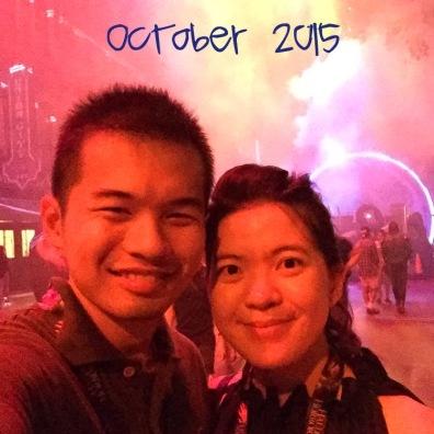 Singapore, October 2015